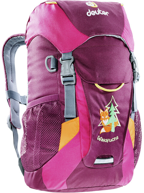 Deuter Waldfuchs Backpack Kids 10l blackberry-magenta